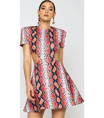 akira i know it's not easy being this fabulous mini a-line dress