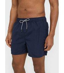 jack & jones jjiaruba jjswim shorts akm sts badkläder mörk blå