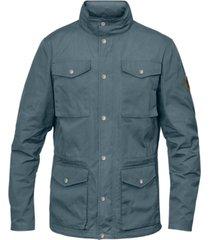 fjallraven men's raven water-resistant jacket