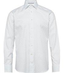 checked dobby shirt overhemd business wit eton