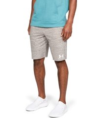 men's ua sportstyle terry shorts