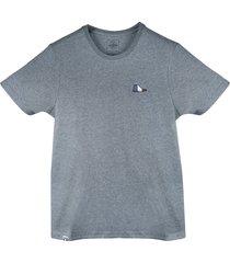 174190-004   french pampa t-shirt   dark grey - xs