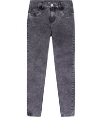jean mujer skinny gris color gris, talla 6