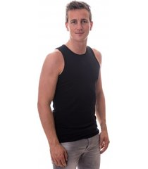 claesens singlet stretch black ( cl 1050)