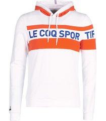 sweater le coq sportif ess saison hoody n°2 m