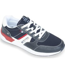 tenis azul north star yommy r hombre