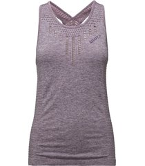 core seamless tank t-shirts & tops sleeveless lila craft