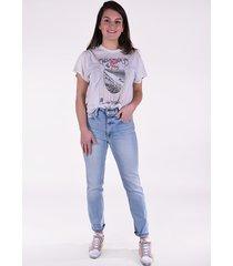 iro t-shirt lynx wit
