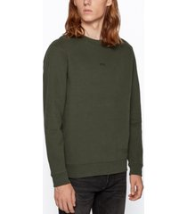 boss men's weevo relaxed-fit sweatshirt