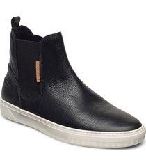 collin chs m shoes chelsea boots svart björn borg