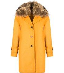 """""""oversize"""" coat"""