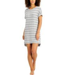 alfani ultra-soft sleep shirt nightgown, created for macy's