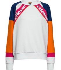el maura sweatshirt sweat-shirt tröja multi/mönstrad ellesse