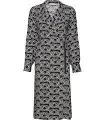 fathom p jurk knielengte multi/patroon tiger of sweden jeans