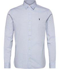 redondo ls shirt overhemd casual blauw allsaints
