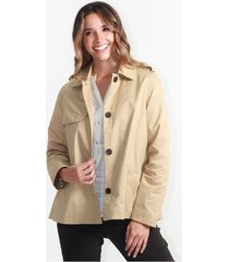 chaqueta para mujer en algodón azul color-cafe-talla-xl