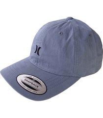 gorra para hombre hurley-azul