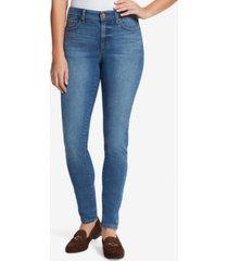 bandolino women's mandie skinny average length jeans