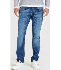 jeansy cygaretki z efektem znoszenia