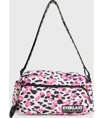 bolso quilted queen multicolor everlast