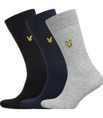 angus underwear socks regular socks blå lyle & scott