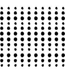 adesivo de parede decohouse preto - preto - dafiti