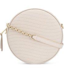 furla swing crossbody bag - neutrals