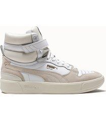 puma sneakers sky lx mid lux colore bianco