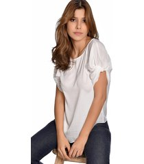 blusa primia shaden blanco