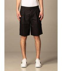 emporio armani short emporio armani cotton shorts