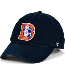 '47 brand denver broncos clean up cap