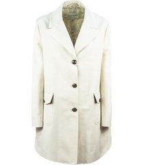 etro silk and cotton coat