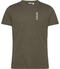 tee samir samir t-shirts short-sleeved grön björn borg