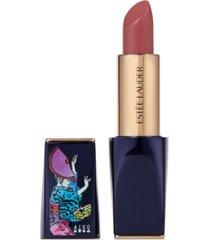 estee lauder pure color envy sculpting lipstick in limited edition lady aiko-designed case