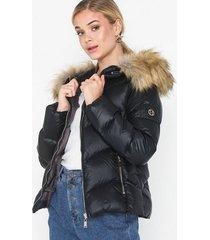 hollies nathalie short jacket dunjackor
