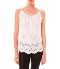 top dress code debardeur hs-1019 blanc