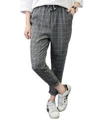 pantaloni a maniche corte per donna