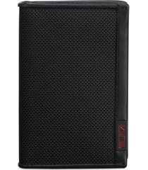 tumi men's card case