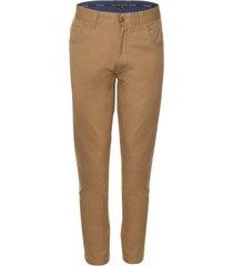 pantalón gabardina spandex 5 bolsillos potros