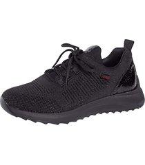 skor remonte svart