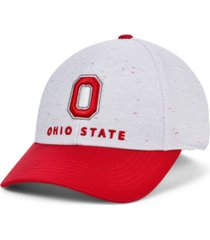 top of the world men's ohio state buckeyes wind flex cap