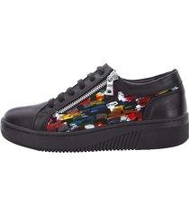 skor gemini svart