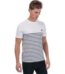 mens breton stripe t-shirt