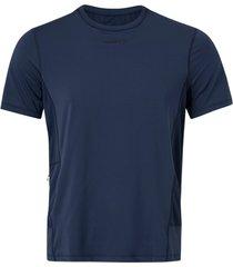 tränings-t-shirt adv essence ss tee m