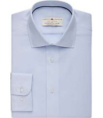 joseph abboud voyager pale blue dress shirt