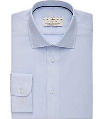 joseph abboud voyager pale blue dress shirt