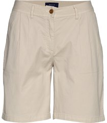 d2. sunfaded modern chino shorts shorts chino shorts beige gant