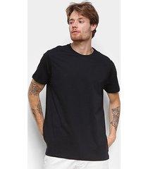 camiseta foxton malha pima masculina - masculino