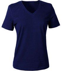 v-shirt voor haar, marine 42