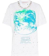 ecosexual crystal t-shirt